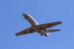 khideさんが、伊丹空港で撮影した国土交通省 航空局 525C Citation CJ4の航空フォト(写真)