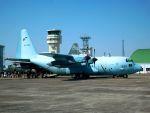 まいけるさんが、名古屋飛行場で撮影した航空自衛隊 C-130H Herculesの航空フォト(写真)