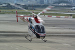 kaz787さんが、伊丹空港で撮影した朝日新聞社 MD 900/902の航空フォト(写真)