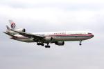 senyoさんが、成田国際空港で撮影した中国東方航空 MD-11の航空フォト(写真)