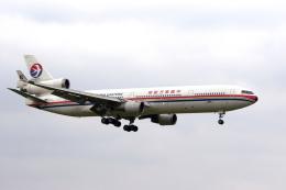 senyoさんが、成田国際空港で撮影した中国東方航空 MD-11の航空フォト(飛行機 写真・画像)
