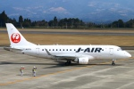 Kuuさんが、鹿児島空港で撮影したジェイ・エア ERJ-170-100 (ERJ-170STD)の航空フォト(飛行機 写真・画像)