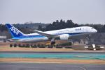 mojioさんが、成田国際空港で撮影した全日空 787-8 Dreamlinerの航空フォト(写真)