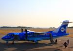 タミーさんが、天草飛行場で撮影した天草エアライン ATR-42-600の航空フォト(写真)