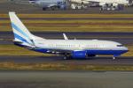 tkosadaさんが、羽田空港で撮影したラスベガス サンズ 737-73T BBJの航空フォト(写真)