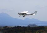 タミーさんが、天草飛行場で撮影した崇城大学 172S Skyhawk SPの航空フォト(写真)