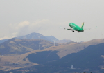 タミーさんが、熊本空港で撮影したフジドリームエアラインズ ERJ-170-100 SU (ERJ-170SU)の航空フォト(写真)
