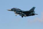 元青森人さんが、松島基地で撮影した航空自衛隊 F-2Bの航空フォト(写真)