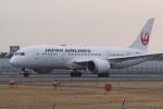HEATHROWさんが、伊丹空港で撮影した日本航空 787-8 Dreamlinerの航空フォト(写真)