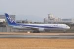 HEATHROWさんが、伊丹空港で撮影した全日空 767-381/ERの航空フォト(写真)