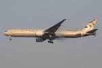 soranchuさんが、スワンナプーム国際空港で撮影したエティハド航空 777-3FX/ERの航空フォト(写真)