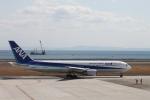 883系AO-17さんが、大分空港で撮影した全日空 767-381/ERの航空フォト(写真)