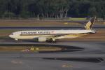 sumihan_2010さんが、シンガポール・チャンギ国際空港で撮影したシンガポール航空 777-212/ERの航空フォト(写真)