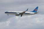 JA1118Dさんが、ニノイ・アキノ国際空港で撮影した中国南方航空 737-8-MAXの航空フォト(写真)