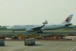 pringlesさんが、台湾桃園国際空港で撮影した中国東方航空 A330-343Xの航空フォト(写真)