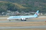 pringlesさんが、福岡空港で撮影した大韓航空 787-9の航空フォト(写真)