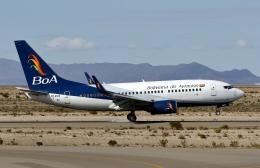SKY TEAM B-6053さんが、ジョヤ・アンディーナ空港で撮影したボリビアーナ航空 737-7Q8の航空フォト(飛行機 写真・画像)