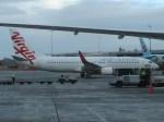 BOEING737MAX-8さんが、オークランド空港で撮影したヴァージン・オーストラリア 737-8FEの航空フォト(写真)