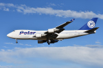 saoya_saodakeさんが、成田国際空港で撮影したポーラーエアカーゴ 747-46NF/SCDの航空フォト(写真)