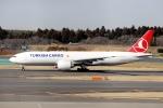 A350XWB-HNDさんが、成田国際空港で撮影したターキッシュ・エアラインズ 777-FF2の航空フォト(写真)
