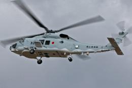 スカルショットさんが、名古屋飛行場で撮影した海上自衛隊 SH-60Kの航空フォト(写真)