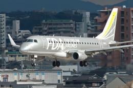スカルショットさんが、名古屋飛行場で撮影したフジドリームエアラインズ ERJ-170-200 (ERJ-175STD)の航空フォト(写真)