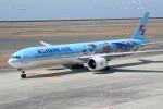 シュウさんが、中部国際空港で撮影した大韓航空 777-3B5/ERの航空フォト(写真)