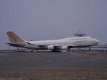 kentaro0918さんが、羽田空港で撮影したアトラス航空 747-481の航空フォト(写真)