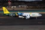 sin747さんが、成田国際空港で撮影したロイヤルブルネイ航空 A320-251Nの航空フォト(写真)