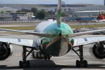 JA1118Dさんが、ニノイ・アキノ国際空港で撮影したエバー航空 777-35E/ERの航空フォト(写真)