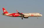 hs-tgjさんが、スワンナプーム国際空港で撮影した四川航空 A321-231の航空フォト(写真)