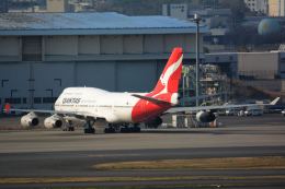 banshee02さんが、羽田空港で撮影したカンタス航空 747-438の航空フォト(写真)