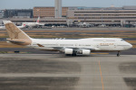 kuraykiさんが、羽田空港で撮影したアトラス航空 747-481の航空フォト(写真)
