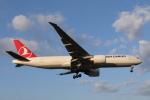 mogusaenさんが、成田国際空港で撮影したターキッシュ・エアラインズ 777-FF2の航空フォト(写真)