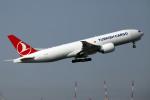 sin747さんが、成田国際空港で撮影したターキッシュ・エアラインズ 777-FF2の航空フォト(写真)