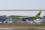 Gpapaさんが、福岡空港で撮影したジンエアー 777-2B5/ERの航空フォト(写真)