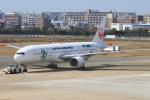 Gpapaさんが、福岡空港で撮影した日本航空 777-246の航空フォト(写真)