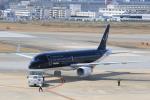 Gpapaさんが、福岡空港で撮影したスターフライヤー A320-214の航空フォト(写真)