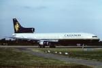tassさんが、ロンドン・ガトウィック空港で撮影したカレドニアン エアウェイズ L-1011-385-1-14 TriStar 100の航空フォト(写真)