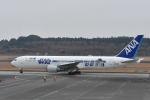 ワイエスさんが、熊本空港で撮影した全日空 767-381/ERの航空フォト(写真)