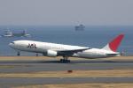 starlightさんが、羽田空港で撮影した日本航空 777-289の航空フォト(写真)