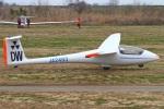 MOR1(新アカウント)さんが、妻沼滑空場で撮影した名城大学 ASK 23Bの航空フォト(写真)