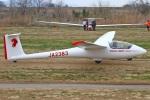 MOR1(新アカウント)さんが、妻沼滑空場で撮影した日本個人所有 ASK 23Bの航空フォト(写真)