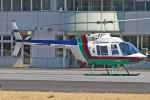MOR1(新アカウント)さんが、栃木ヘリポートで撮影したヘリサービス 206B-3 JetRanger IIIの航空フォト(写真)