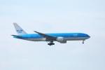 garrettさんが、台湾桃園国際空港で撮影したKLMオランダ航空 777-206/ERの航空フォト(写真)