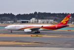 mojioさんが、成田国際空港で撮影した香港航空 A330-343Xの航空フォト(飛行機 写真・画像)