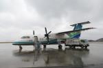 KKiSMさんが、対馬空港で撮影したオリエンタルエアブリッジ DHC-8-201Q Dash 8の航空フォト(写真)