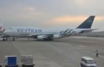 uhfxさんが、台湾桃園国際空港で撮影したチャイナエアライン 747-409の航空フォト(飛行機 写真・画像)