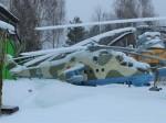 Smyth Newmanさんが、モニノ空軍博物館で撮影したソビエト空軍 Mi-24Vの航空フォト(写真)