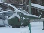 Smyth Newmanさんが、モニノ空軍博物館で撮影したソビエト空軍 Mi-4Mの航空フォト(写真)